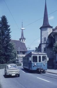 WSB Reinach, Schneggen, 1970